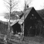 Hütte in Krippen