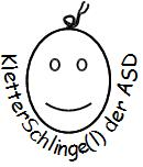 Logo der Kinderklettergruppe