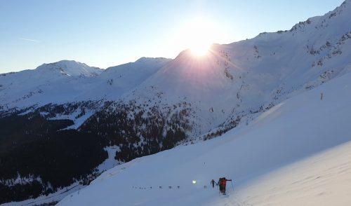 Artikelbild zu Artikel Skitour vom 09. bis 12.04.2020