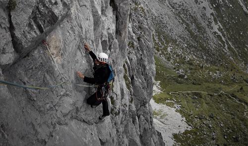 Artikelbild zu Artikel Grundkurs Alpinklettern 08.09.-12.09.2021