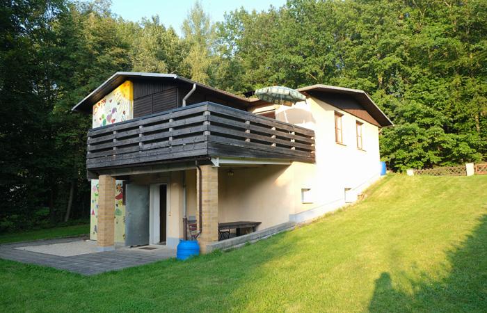 Hütte Rosenthal